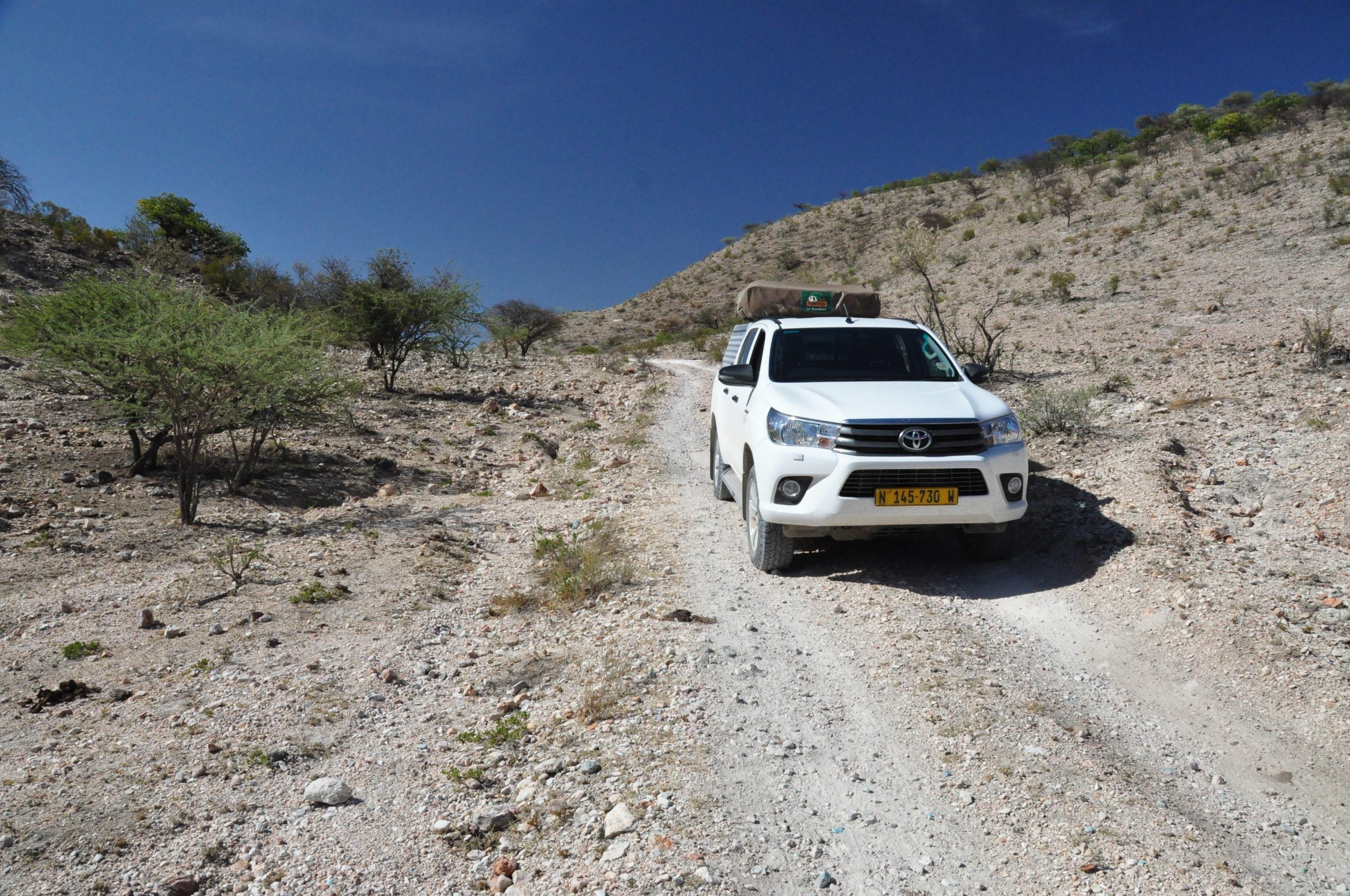 selfdrive_Namibie_4x4_bij_Joubert_gebergte