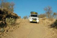 auto verhuur Namibië | 001